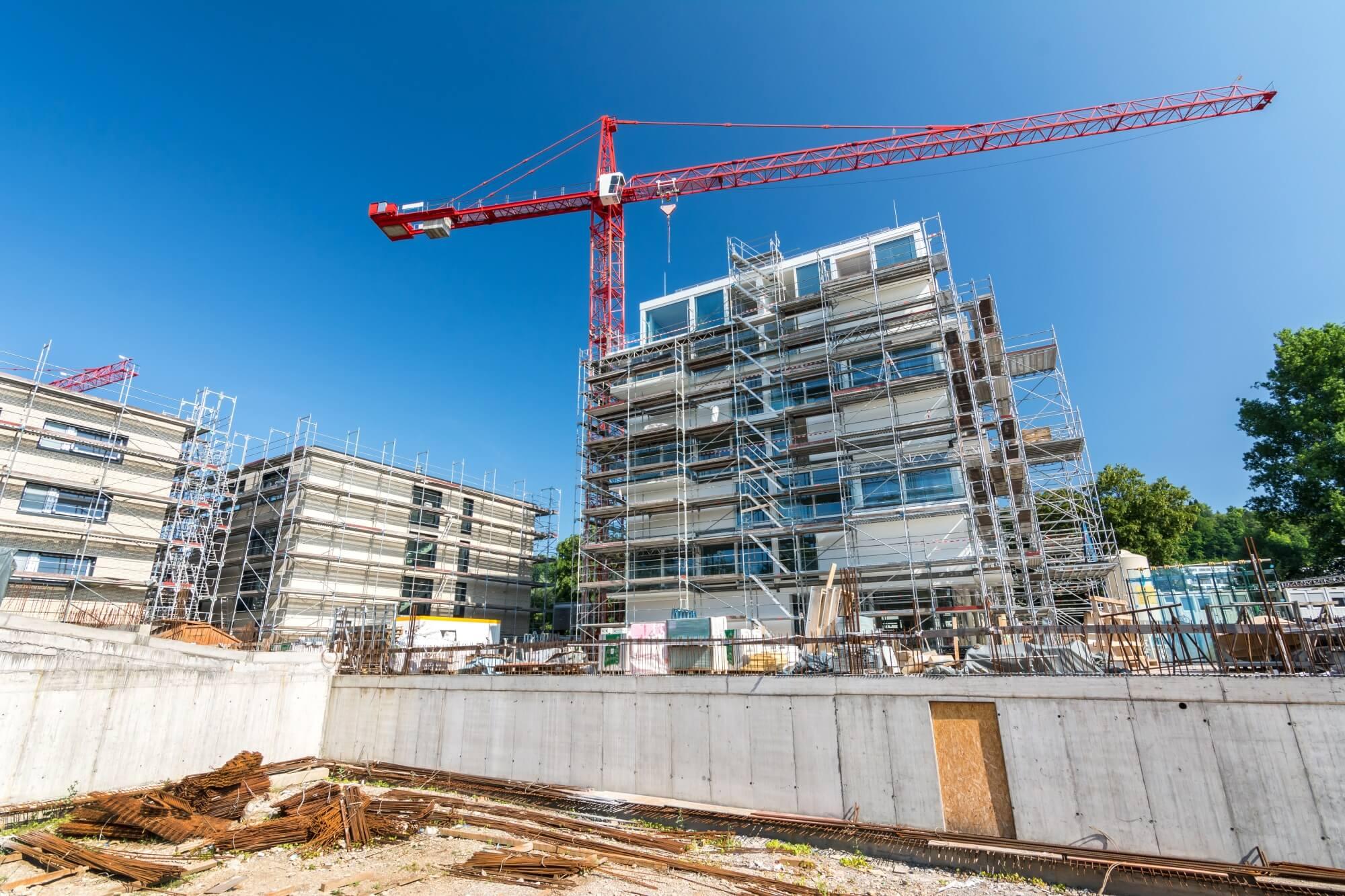 Thermische Bauteilaktivierung: Potenziale für den Wohnungsbau