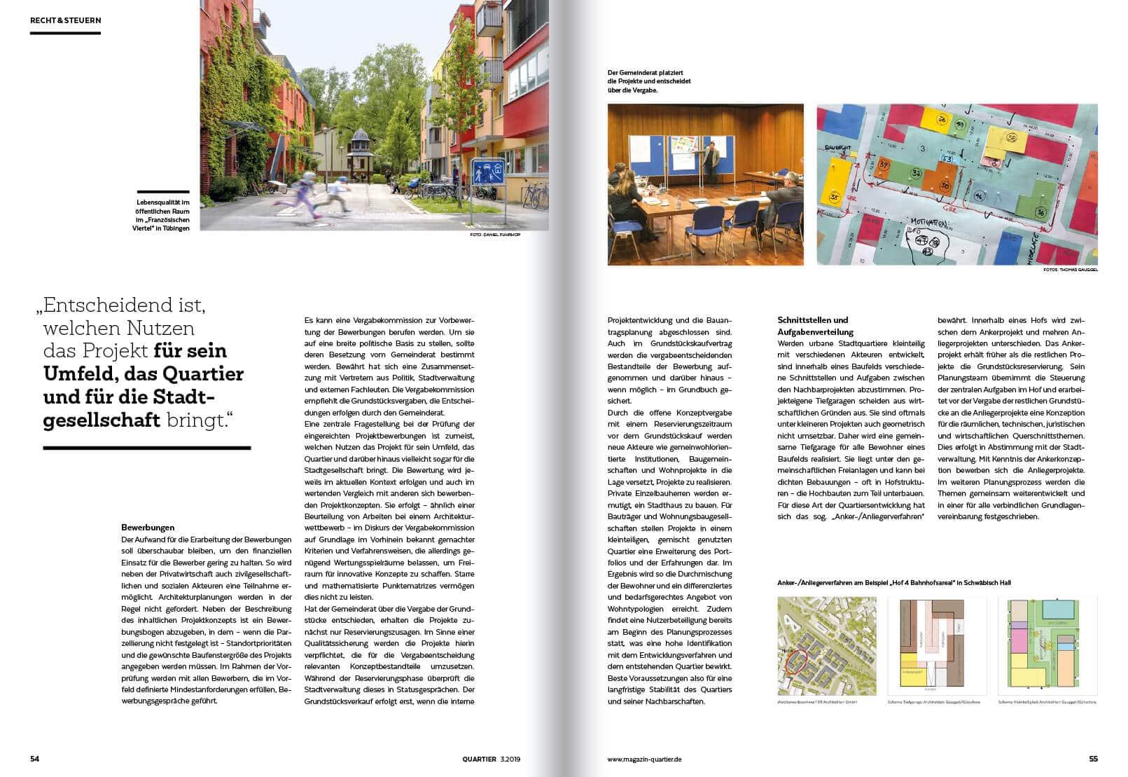 2019-08 Offene Konzeptvergabe in der Stadtentwicklung 2