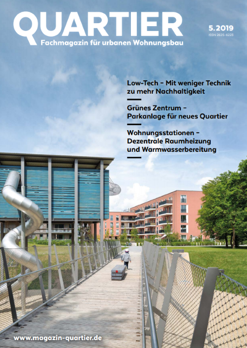 Ausgabe 5.2019<br>Low-Tech
