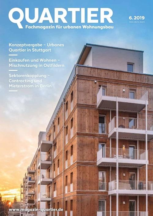 Ausgabe 6.2019<br>Quartiersentwicklung